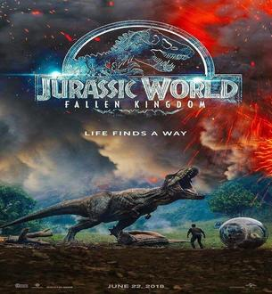 Jurassic World: Fallen Kingdom (2018) Film