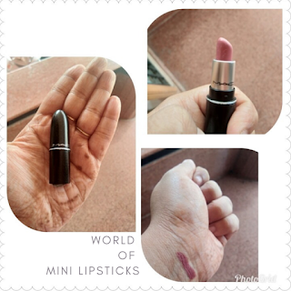 Shopping, Style and Us: India's Best Shopping and Self-Help Blog - World of Mini Lipsticks: It's A #BeautyNecessity More Than A #BeautyTrend ! Little MAC