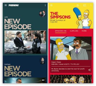 Fox Now App (Free)