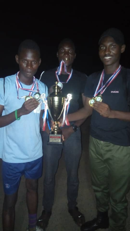 JCIN LAUTECH Chapter Tops Medal Table at Sport Competition