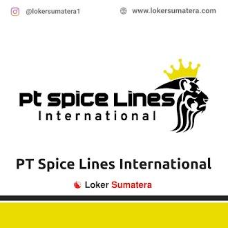 Lowongan Kerja Medan: PT Spice Lines International Juni 2021