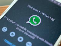 Cara Mudah Menarik Pesan Whatsapp di Android dan iPhone