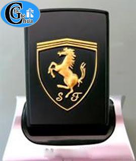 Bật lửa khò hình logo con ngựa