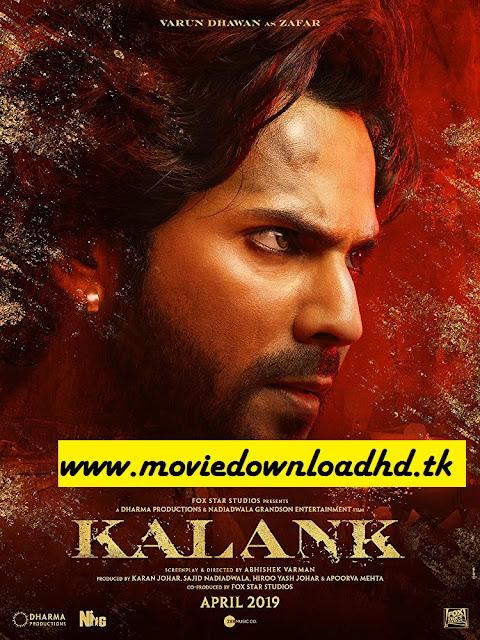 Kalank 2019 Hindi Full Movie Download