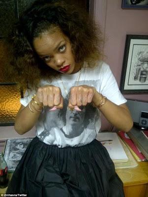 Is Rihanna Now A 'Thug'?