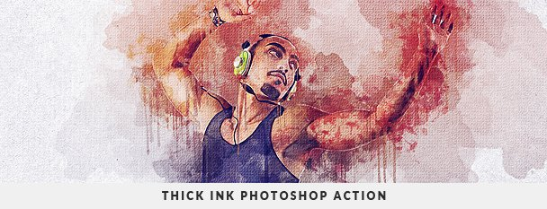 Painting 2 Photoshop Action Bundle - 18