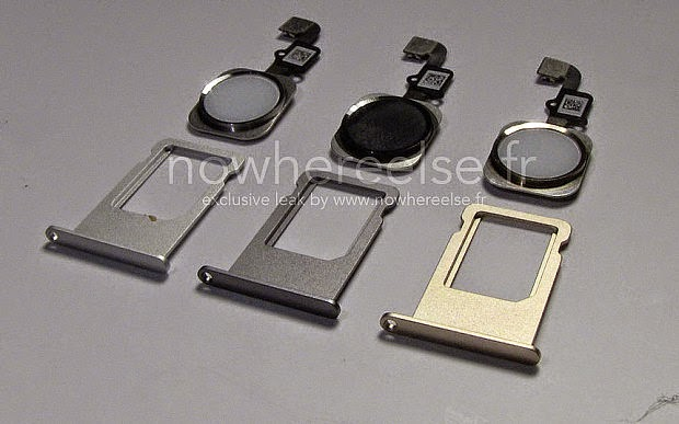 iPhone 6  sim trays