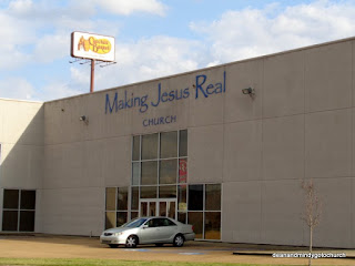 Making Jesus Real Church