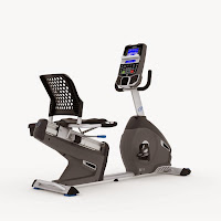Nautilus R616 Recumbent Exercise Bike, review features compared with Nautilus R618