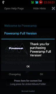 Poweramp Music Player Pro Full Version Unlocker 2-build-26