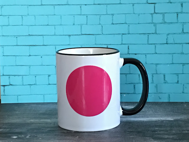 applying vinyl to mug, silhouette studio shapes, silhouette vinyl tips tricks tutorials