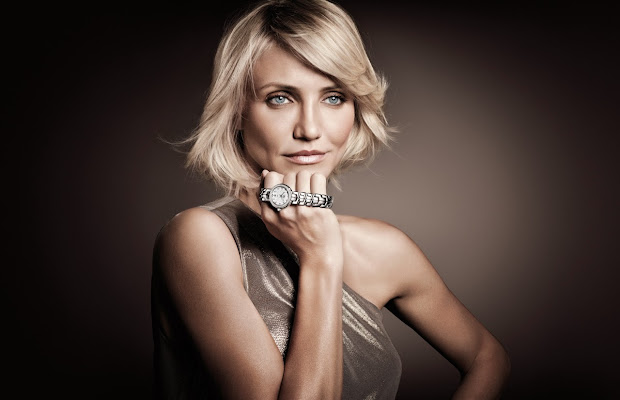 Swiss Design Watches Cameron Diaz - Ambassador Of Tag