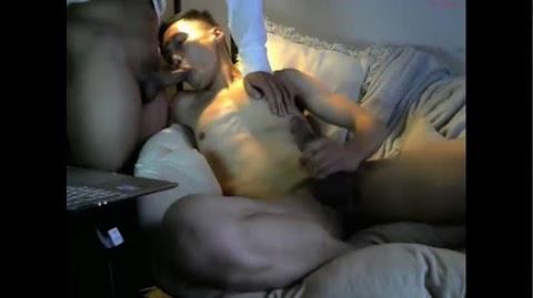 [CAM] Justxploring_Asian Boy Cums while Sucking Cock
