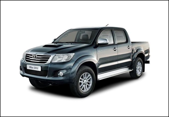 Toyota Hilux 2.5 (A) or Similar