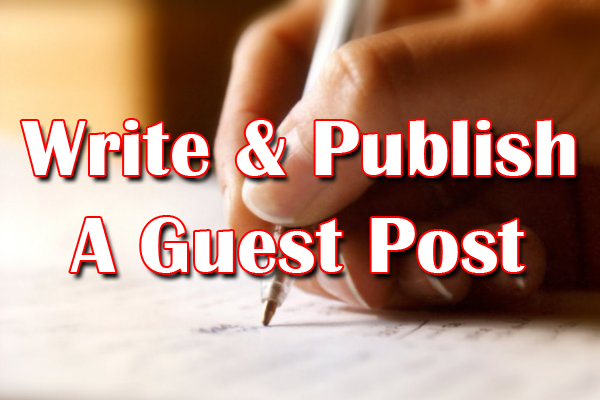 Write and Publish A Niche Guest Post