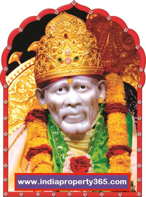 Shirdi Sai Baba - IndiaProperty365.com