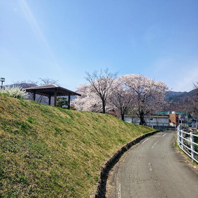千曲川自転車道(上田更埴長野自転車道線) 休憩所