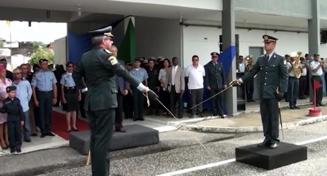 Polícia Militar de Sergipe tem novo comandante