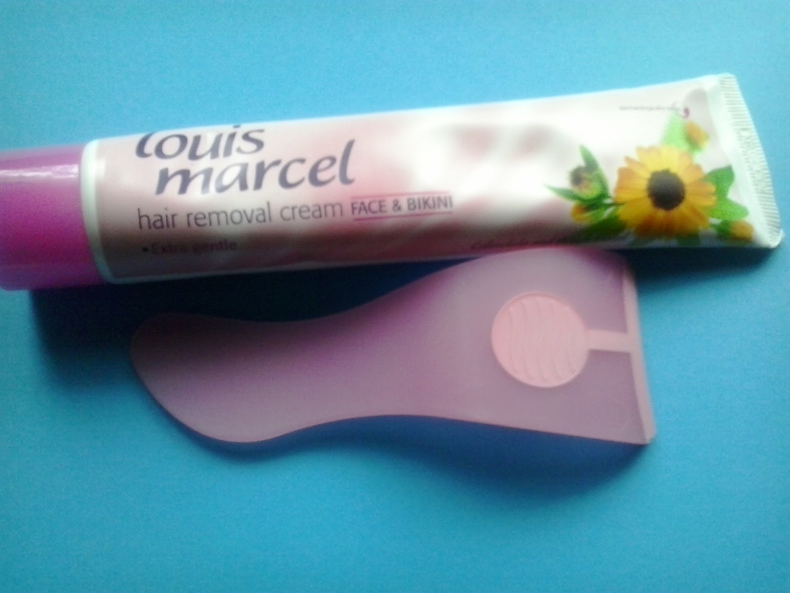 The Beauty Hot Squad Louis Marcel Hair Removal Cream
