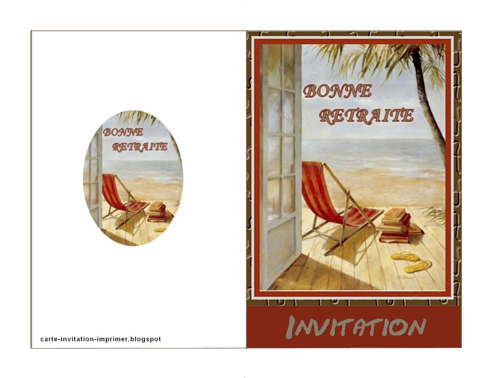 carte invitation imprimer gratuit carte invitation pour retraite imprimer gratuite. Black Bedroom Furniture Sets. Home Design Ideas