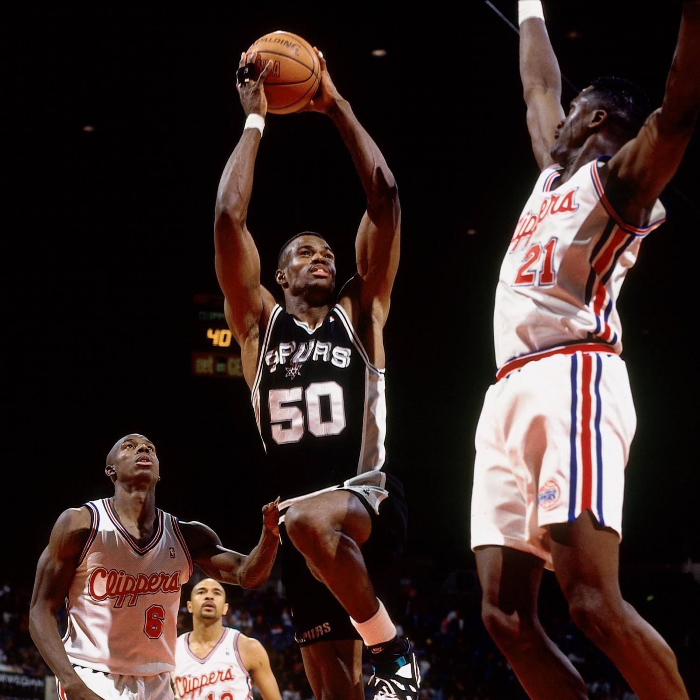 Virgil s Blog San Antonio Spurs x David Robinson [1993 94]