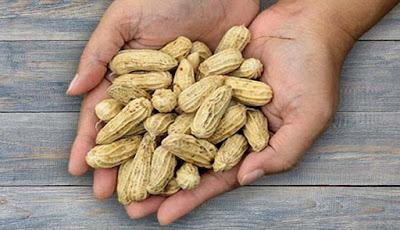 Segudang Nutrisi Kacang Tanah yang Menyehatkan
