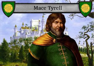 Mace Tyrell Art