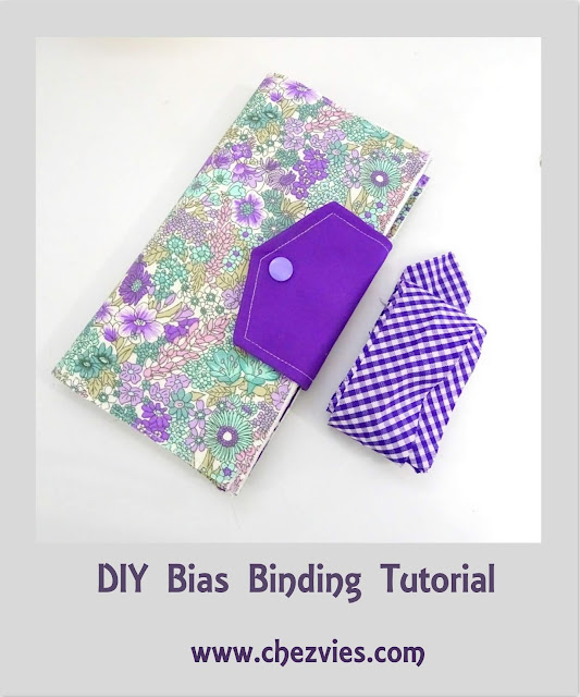 DIY Bias Binding Tutorial