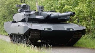 MBT Leopard 2 Revolution TNI AD