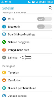 Cara Memakai Fitur NFC Di Asus Zenfone 2