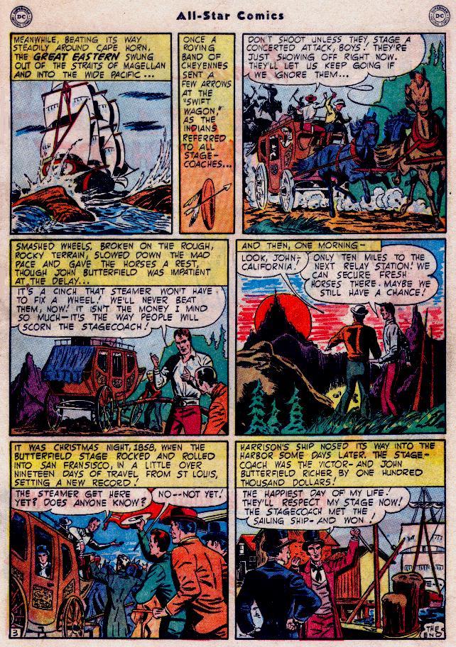 Read online All-Star Comics comic -  Issue #53 - 47