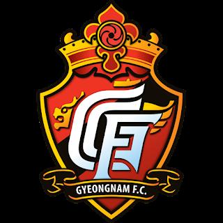 Gyeongnam FC logo 512x512 px