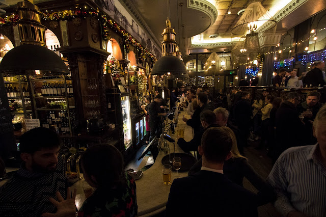 Nicholson's pub-Londra