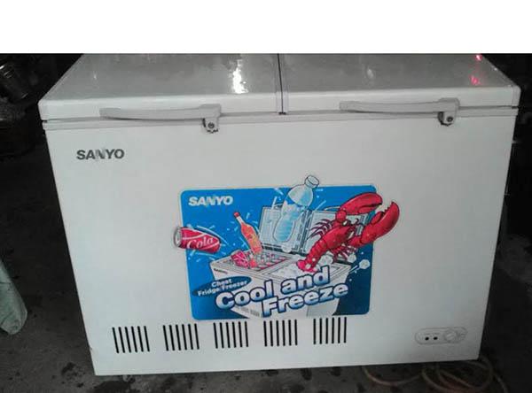 Cùng thanh lý tủ lạnh cũ, mua tủ lạnh mới