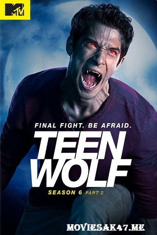Teen Wolf Season 6 Complete Download 480p 720p
