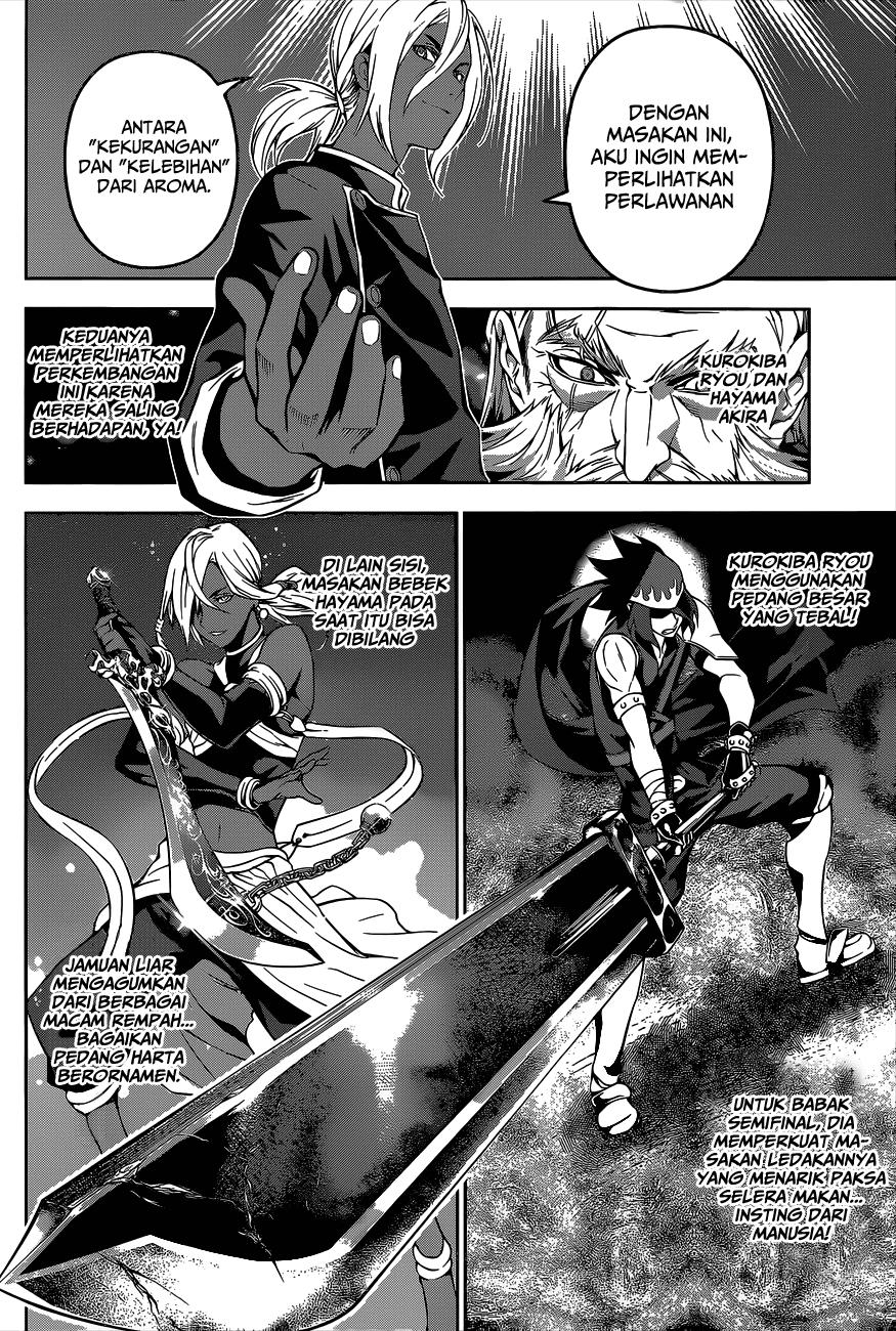 Dilarang COPAS - situs resmi www.mangaku.in - Komik shokugeki no soma 100 - pedang tajam 101 Indonesia shokugeki no soma 100 - pedang tajam Terbaru 12|Baca Manga Komik Indonesia|mangaku.web.id