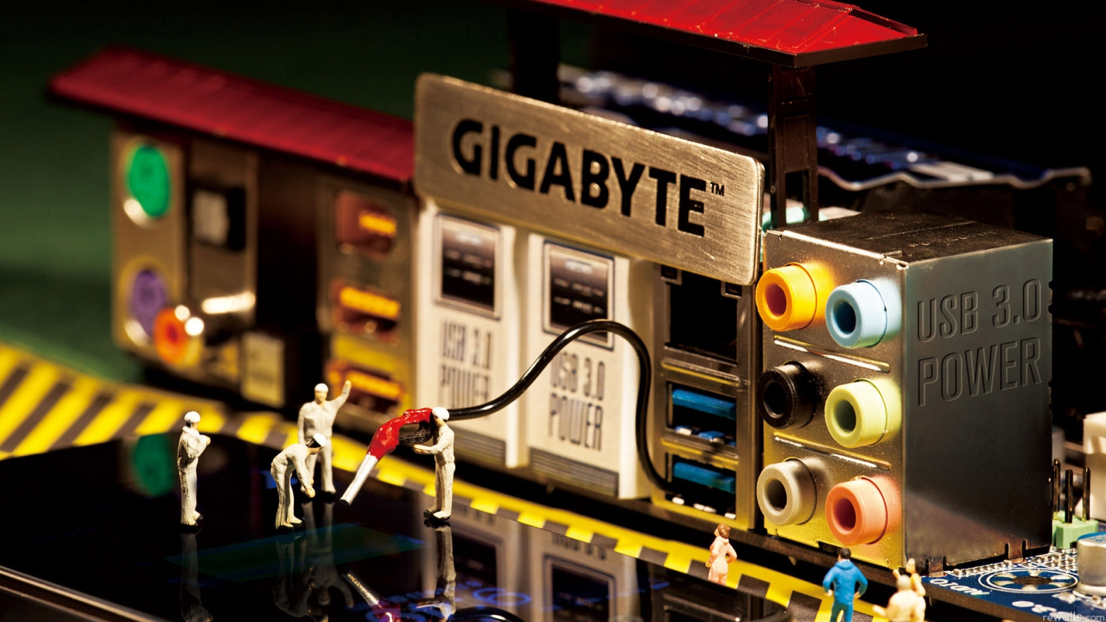gigabyte motherboards computer wallpapers - photo #25