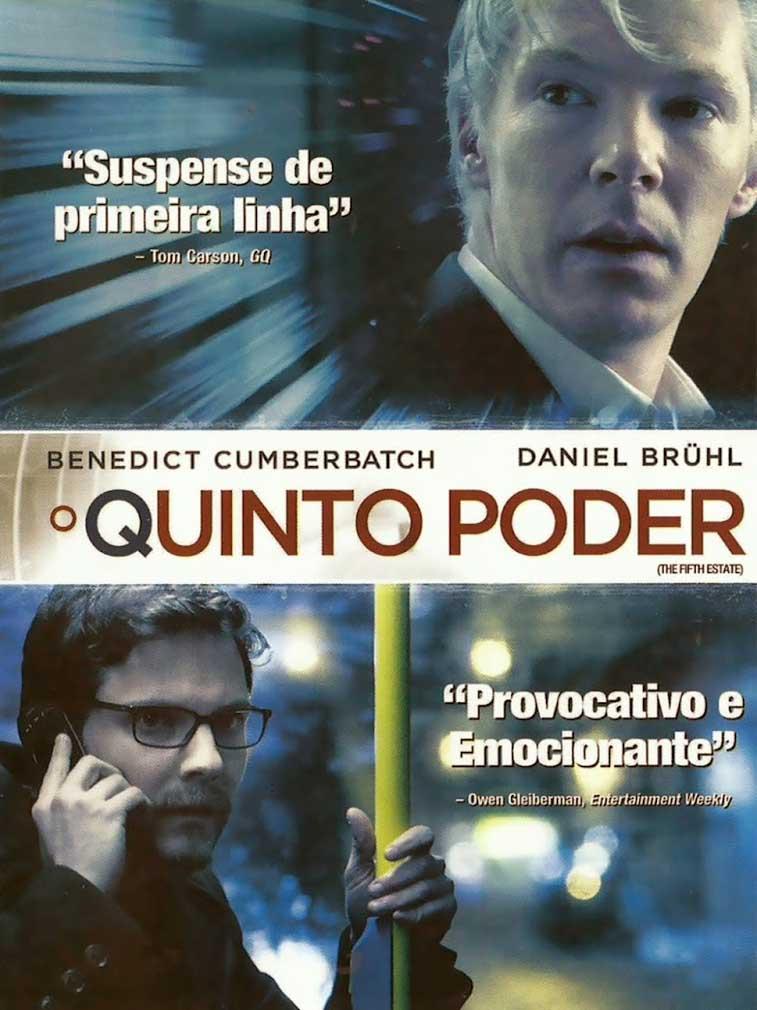 O Quinto Poder Torrent – Blu-ray Rip 1080p Dublado (2013)