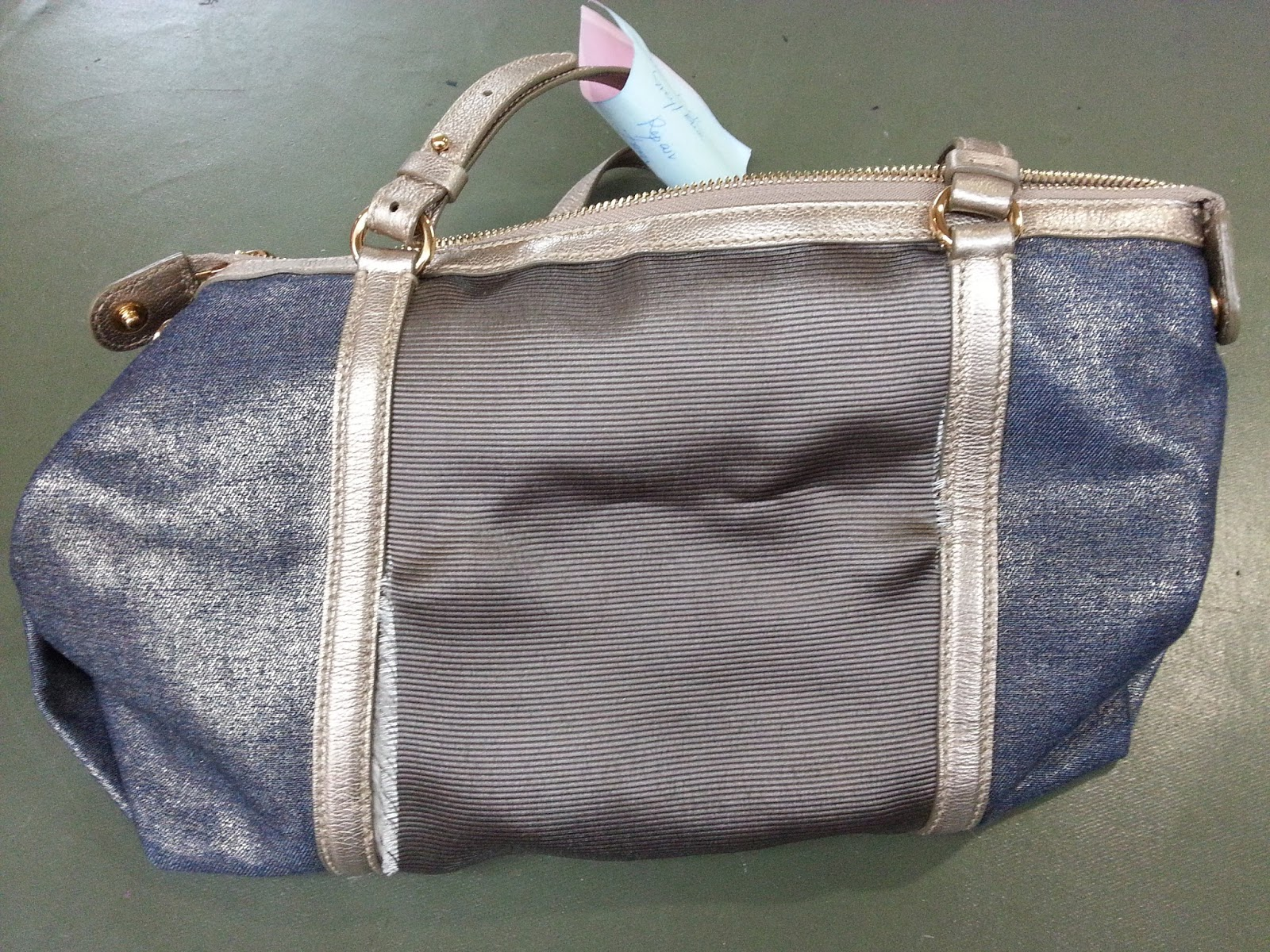Repair Re Replace Of Broken Handbags And Backpacks Parts Zippers Handles Buckles Straps Linings To Serviceable Condition