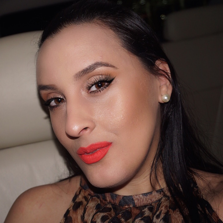 Bronzed-Look-Orange-Lips-Vivi-Brizuela-PinkOrchidMakeup