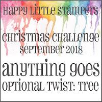 how long till christmas less time than you think as it is coming round fast so get ahead with your cards and join us at happy little stampers - How Much Longer Till Christmas