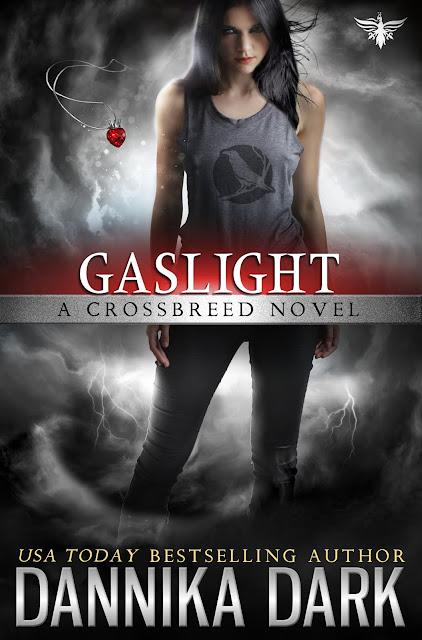 Cover Reveal: Gaslight by Dannika Dark