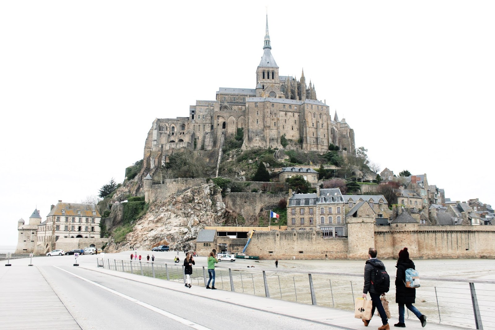 Mont Saint Michel travel blog review