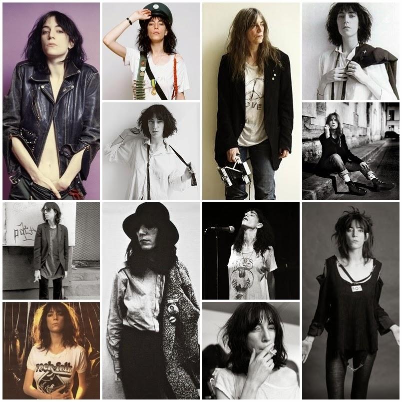 Style Icon: Patti Smith - Anti.Muse  Style Icon: Pat...