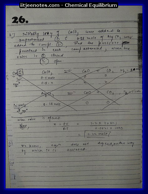 Chemical Equilibrium chemistry3