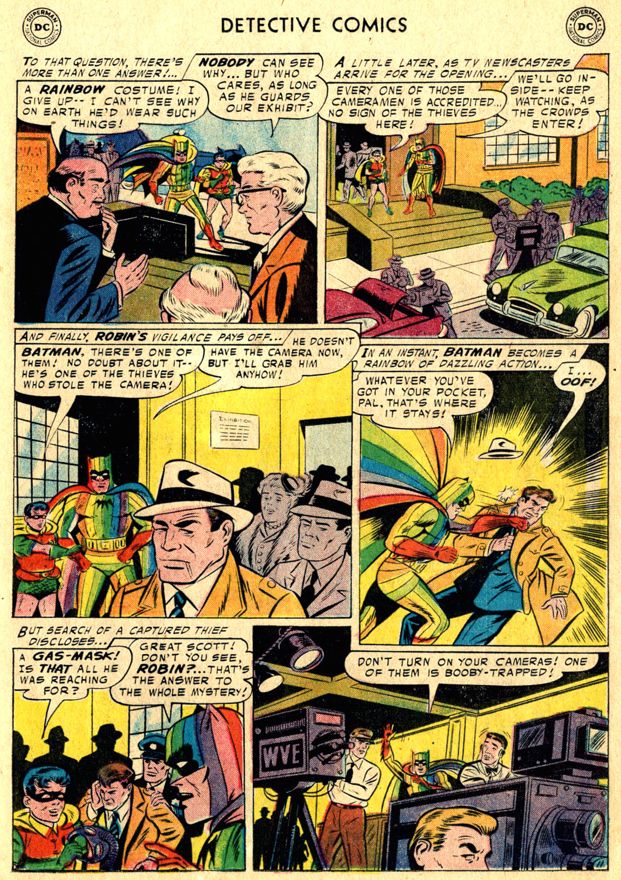 Read online Detective Comics (1937) comic -  Issue #241 - 13