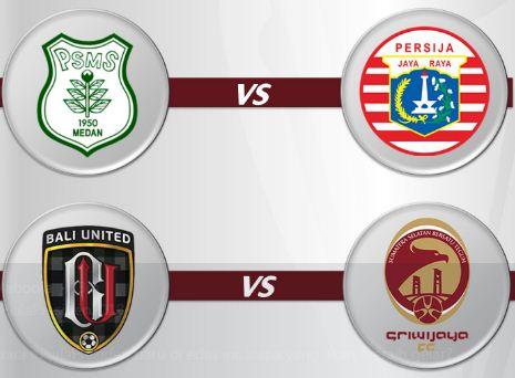 Jadwal Semifinal Piala Presiden 2018