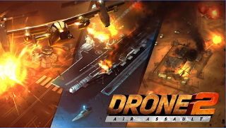 Download Drone 2 Air Assault (MOD, Unlimited money) 0.1.140 for Android