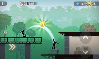 Game Shadow Skate Apk Mod Money v1.0.4 Terbaru