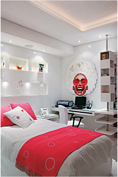 Modern Girls Bedroom: Key Interiors By Shinay: 15 Modern Girl Room Spaces